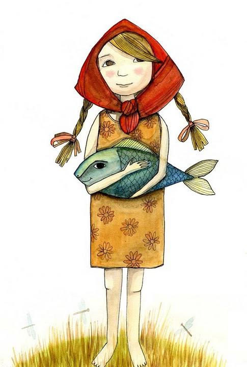 художница Марыся Рудская