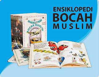 Ensiklopedi Bocah Muslim | TOKO BUKU ONLINE SURABAYA