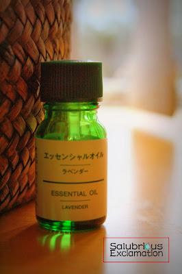 Salubrious Ingredient: Lavender Essential Oil