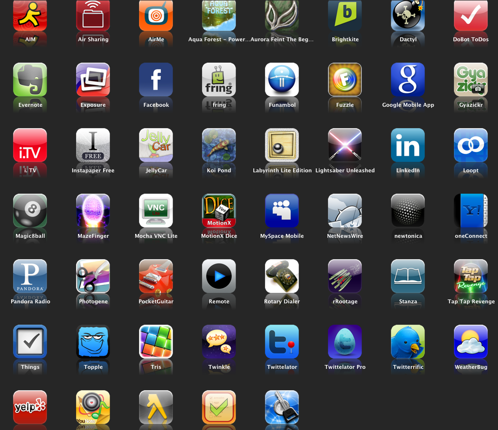 Android Apps Collection Free Download Special