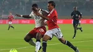 Egypte 2 - 1 Ghana -- Tous les buts