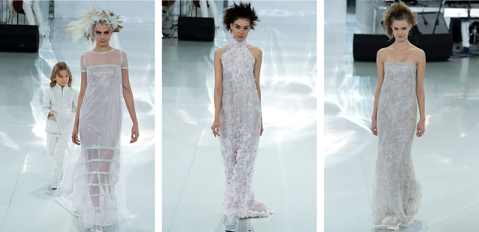Semana de la Moda de París 2014 Chanel