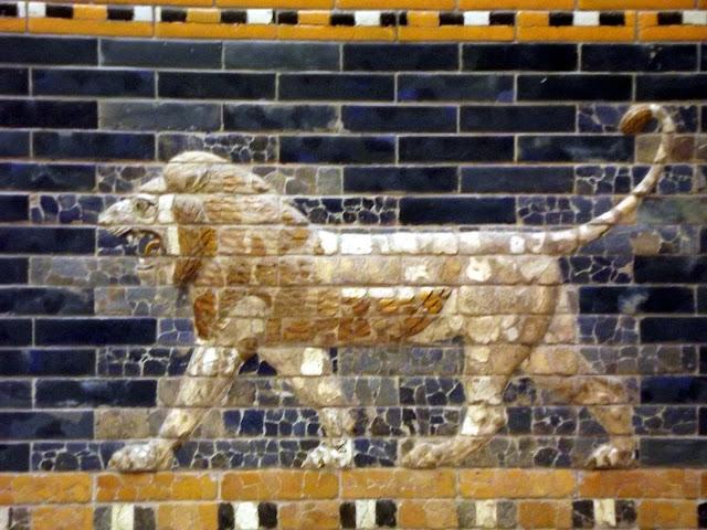 The Ishtar Gate, Babylon
