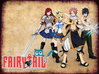 32 PM Anime , Fairy Tail , information 3 comments