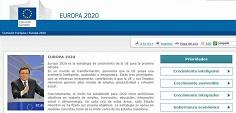 estrategia europea 2020, proyectos europeos, indor, emprender en europa