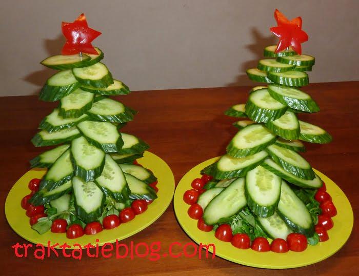 Traktatie idee komkommerboom - De komkommers ...