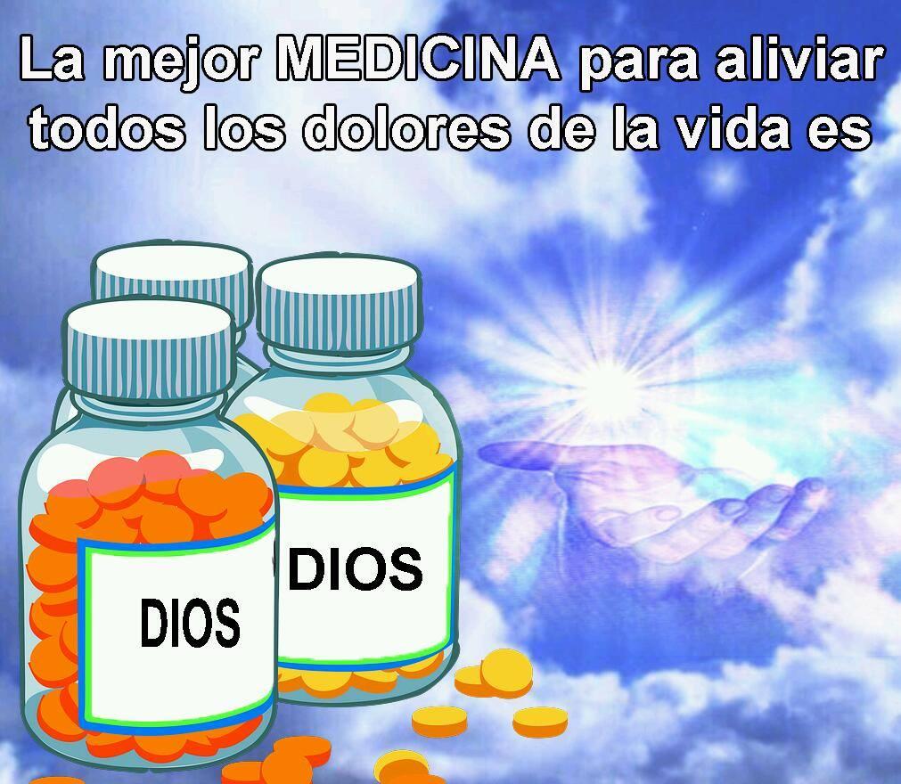 medicina Dios