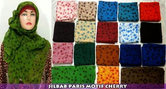 jilbab-paris-segi-empat-motif-cherry