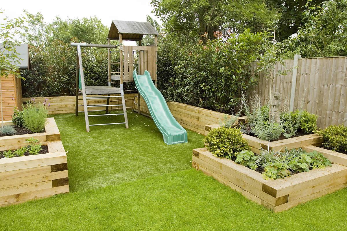 Garden ideas kid friendly - Kid Friendly Gardening
