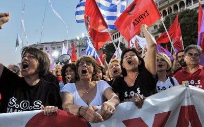 Syriza, mujer,