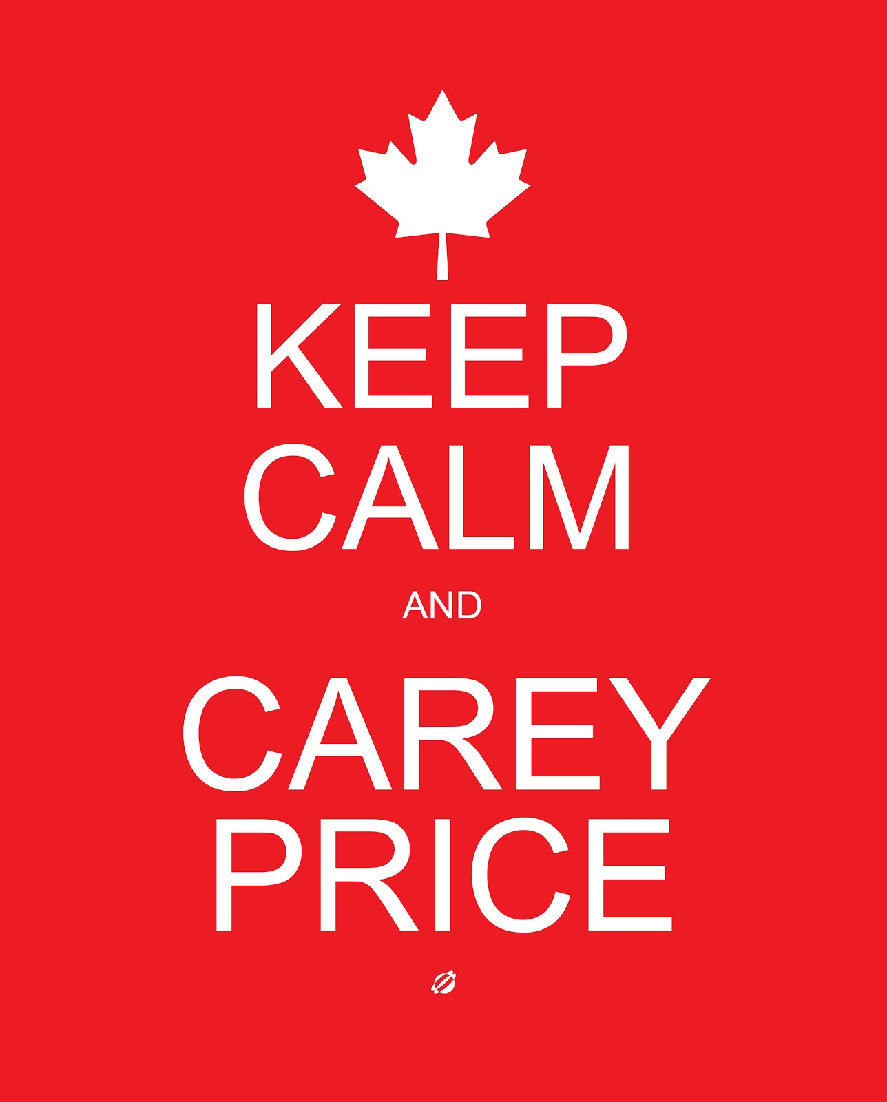 LostBumblebee ©2014 KEEP CALM AND CAREY PRICE FREE PRINTABLE