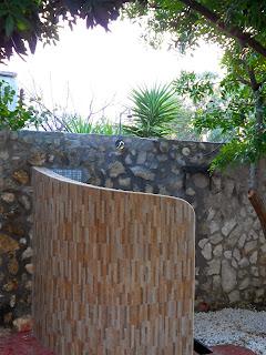 Torre borraco la casa - Docce da giardino in muratura ...