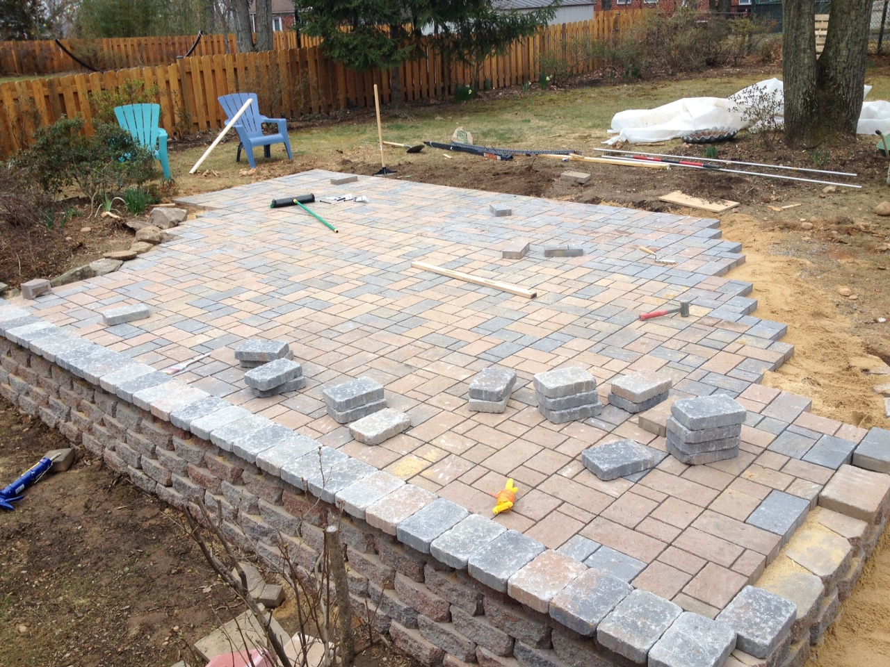 Patio Pavers Home Depot Patio Design Ideas