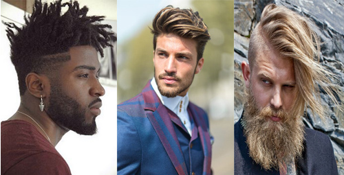 Men haircut trends 2016