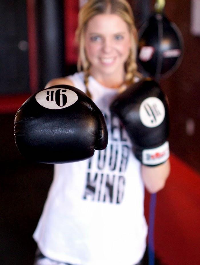 Kickbox at 9Round Fitness
