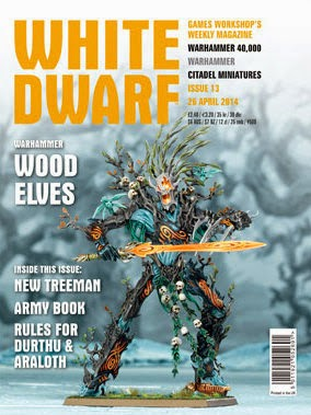 White Dwarf Weekly número 13 de abril