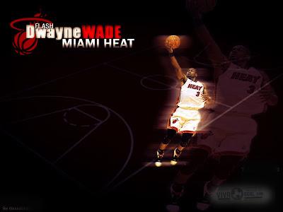Dwyane Wade Acrobatic Lay-Ups