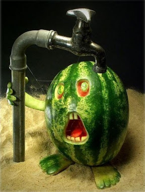 cool watermelon arts :o
