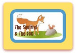 the squirrel and the fox challenge