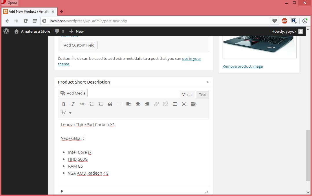 Panduan Menggunakan Plugin WooCommerce Untuk Membuat Toko Online di Wordpress 7