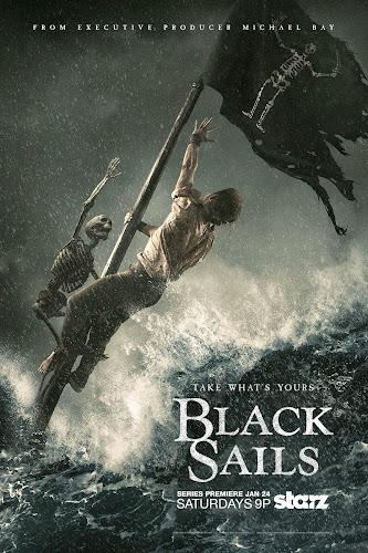 Black Sails Temporada 2 (HDTV 720p Ingles Subtitulada) (2014)