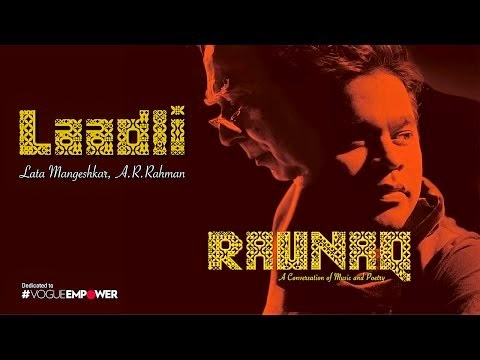 Laadli - The Raunaq of Life