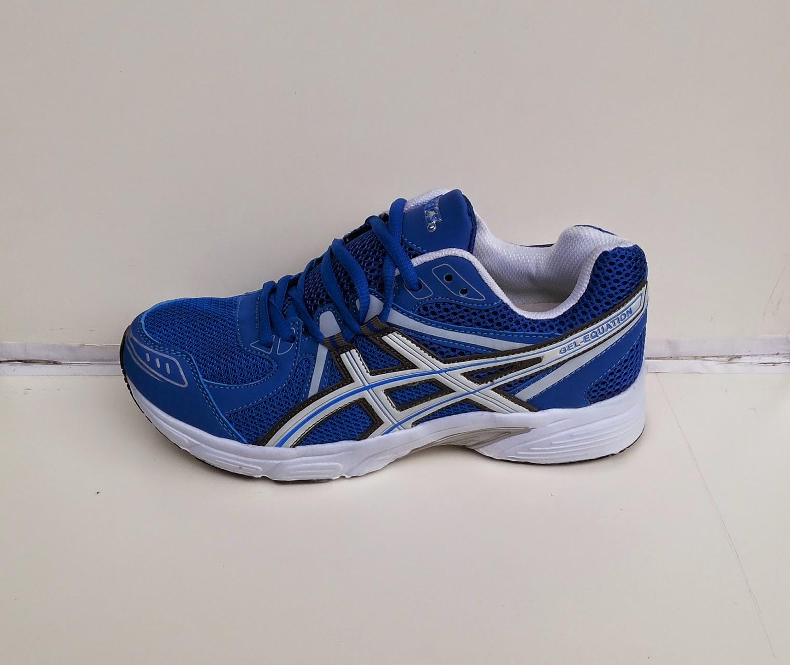 Sepatu Asics hitam murah,beli sepatu asics www.suppliersepatumurah.com