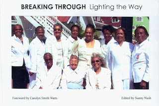 BREAKING THROUGH Lighting the Way Edited by Sunny Nash