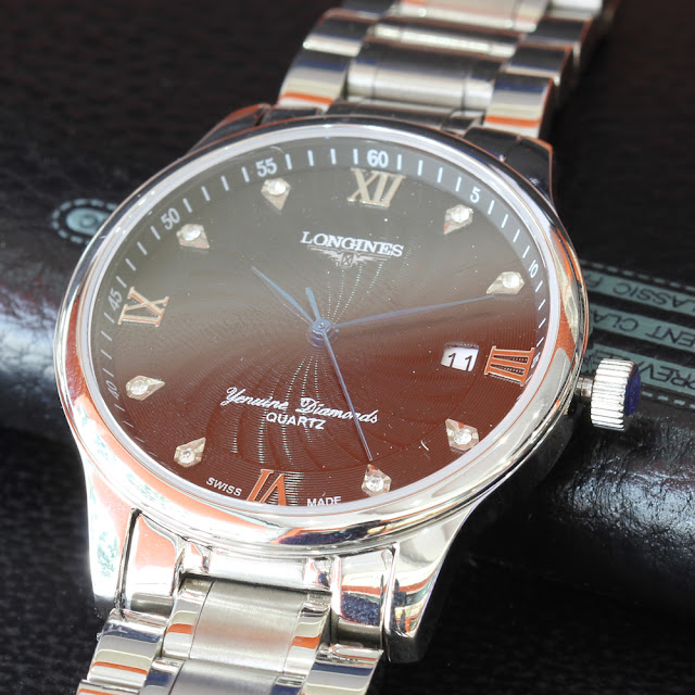 Mua đồng hồ nam giá rẻ tại Hoàng Kim