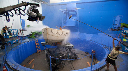 Life of Pi without VFX