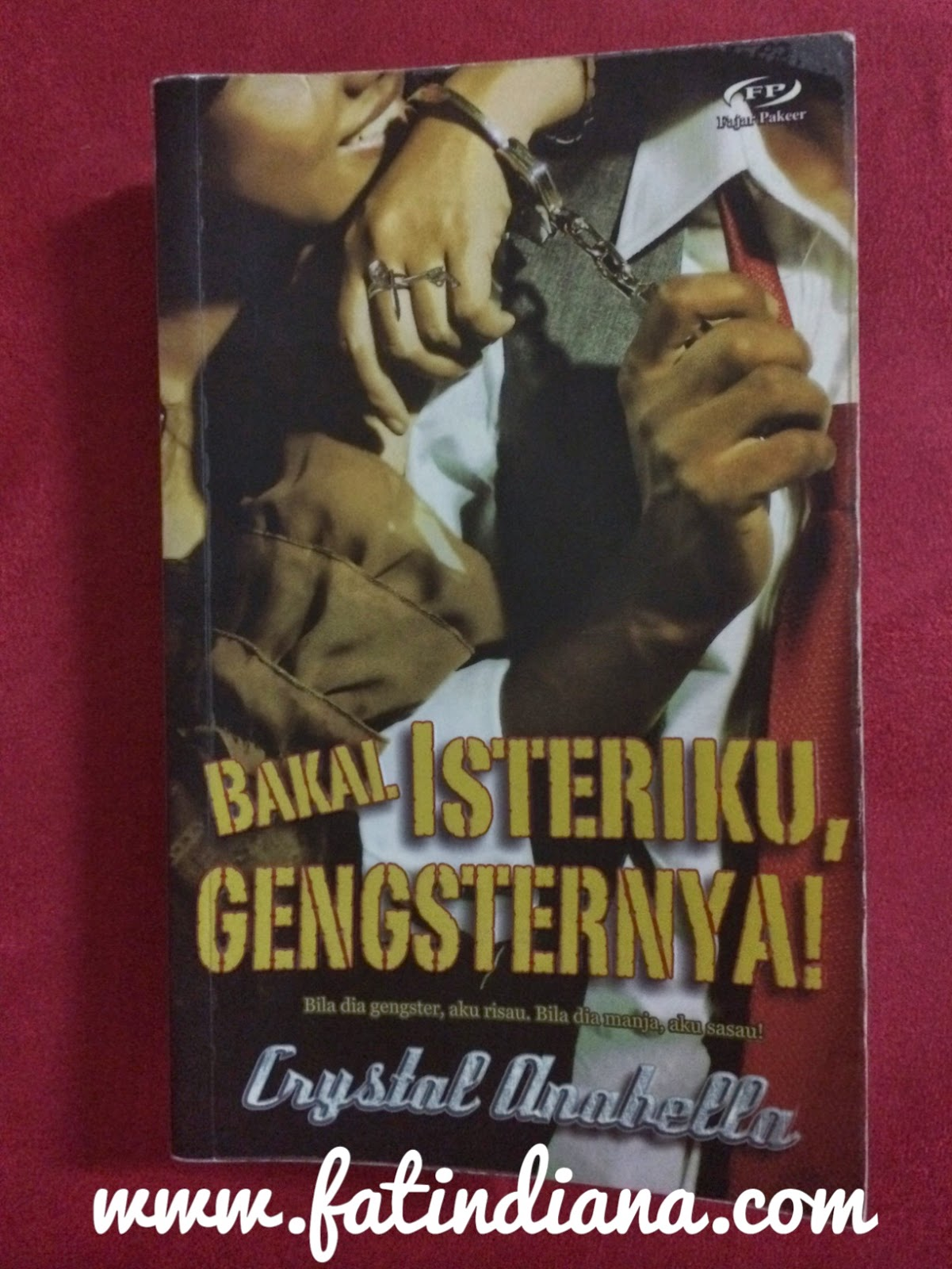 Review novel Bakal Isteriku Gangsternya