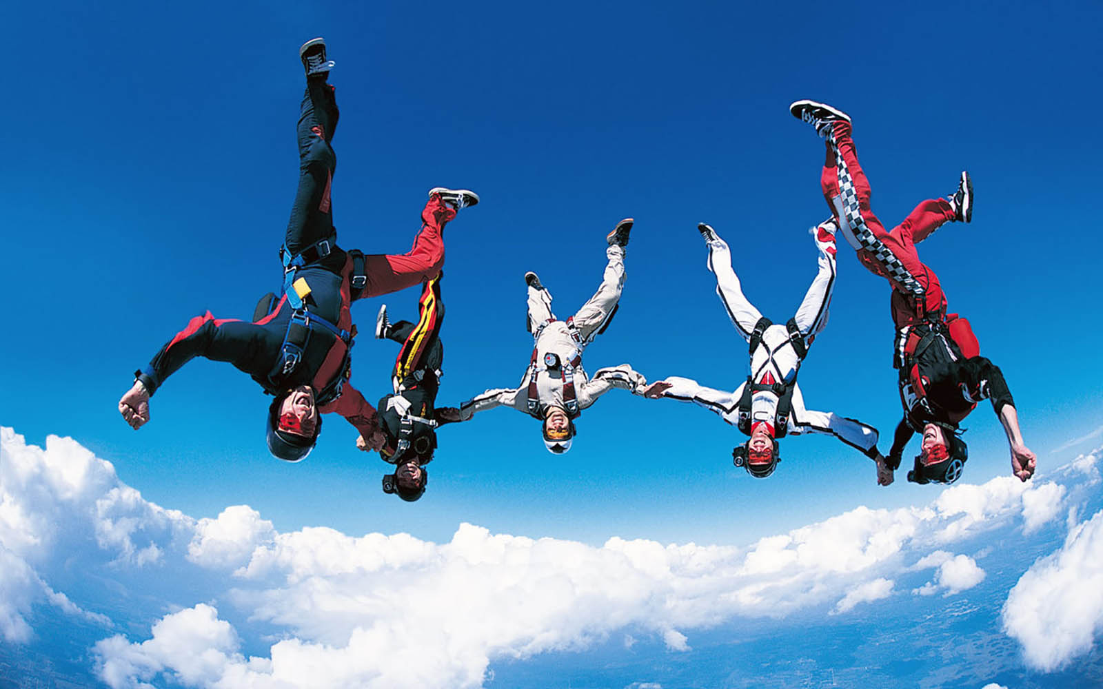 Wallpapers skydiving - Wallpaper photos ...