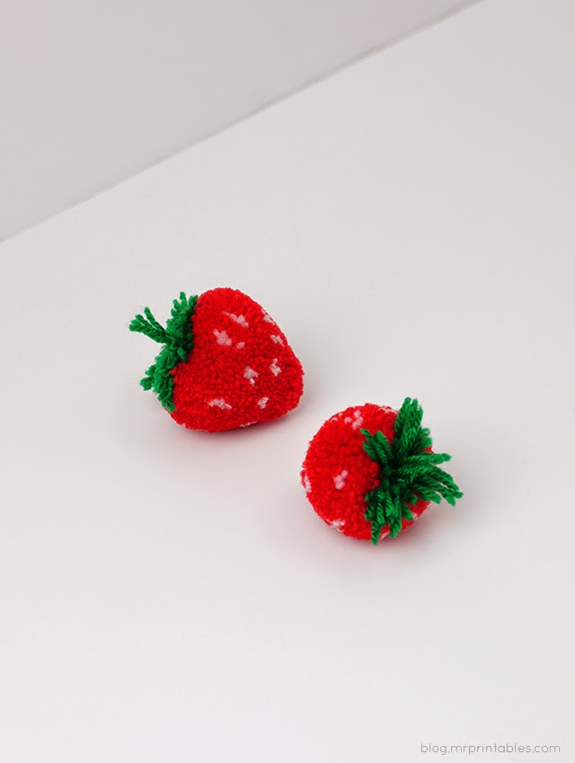 http://blog.mrprintables.com/pom-pom-fruit/