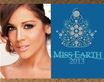 Alyz Henrich of Venezuela wins Miss Earth 2013