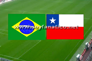 Chile vs Brasil 2015 - Eliminatorias rumbo a Rusia 2018