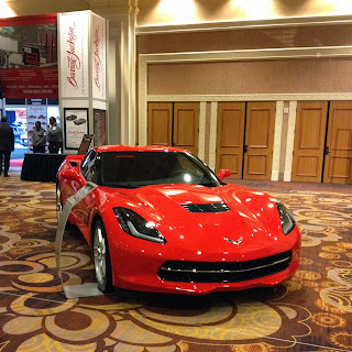 Covering Classic Cars Up For Sale at Barrett Jackson Las