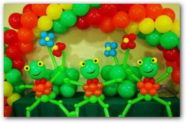 Decoraci n de globos para fiestas infantiles paso a paso for Decoracion de globos para fiestas infantiles paso a paso