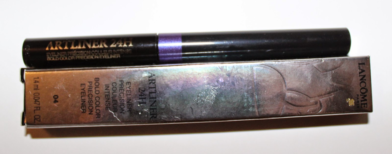 Lancôme Artliner 24H Bold Color Precision Eyeliner in Amethyst