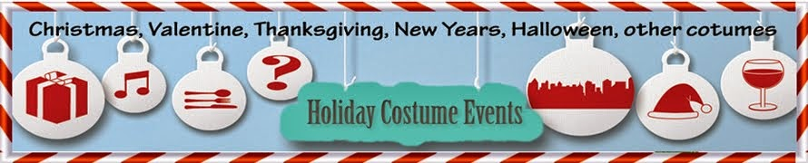 Holidays costume event