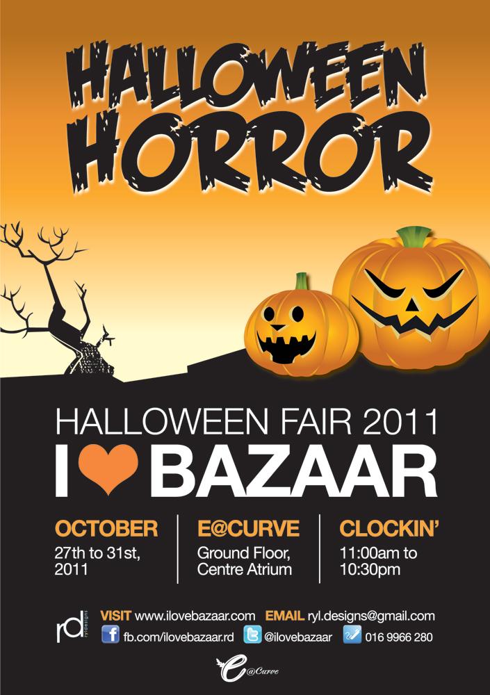 i bazaar halloween fair 2011 at ecurve