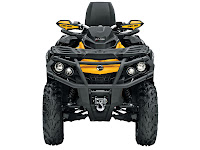 2013 Can-Am Outlander MAX XT-P 1000 ATV pictures 3