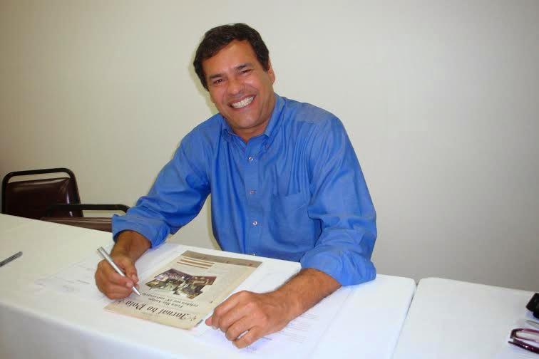Novo presidente no Polo Novo Rio Antigo