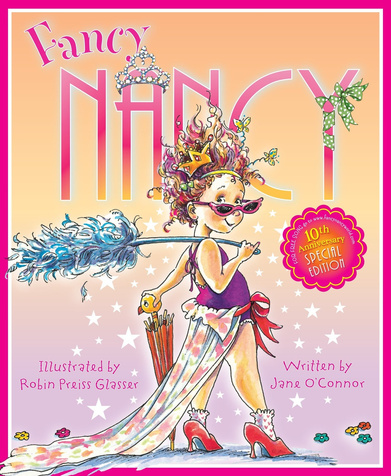 Ooh la la fancy nancy childrens books celebrate 10th anniversary ooh la la fancy nancy childrens books celebrate 10th anniversary solutioingenieria