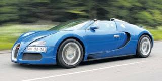 mobil tercepat dunia