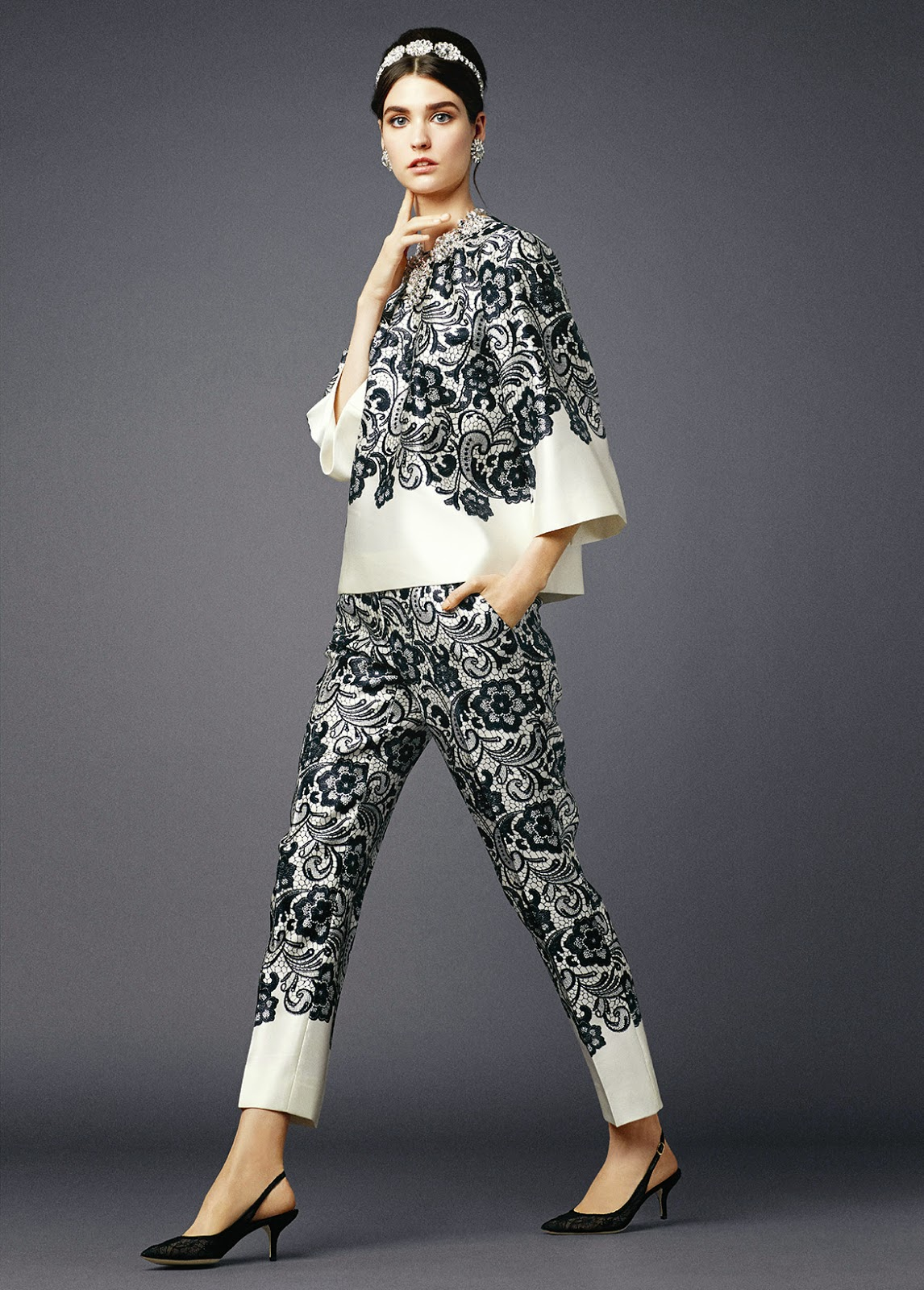 Fashion 2014 Dolce Gabbana Spring Summer 2014 Women 39 S Collection Wallpaper Kingdom