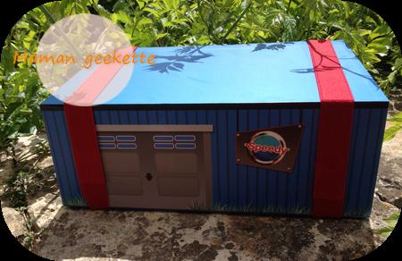 Le garage des petits m canos mam n geekette for Le garage des petits