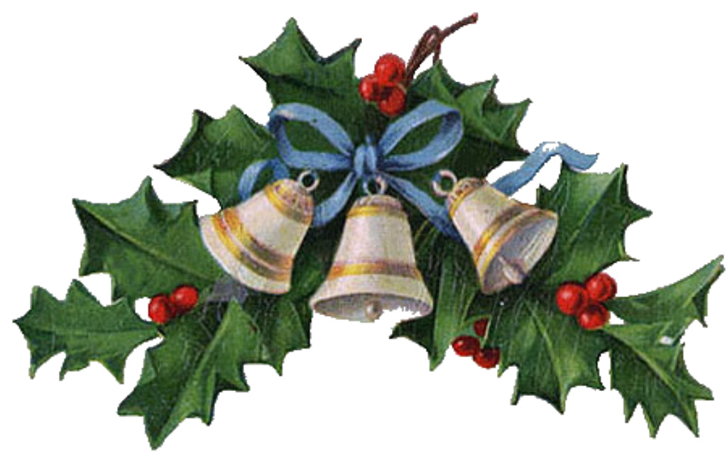 free vintage christmas border clip art - photo #26