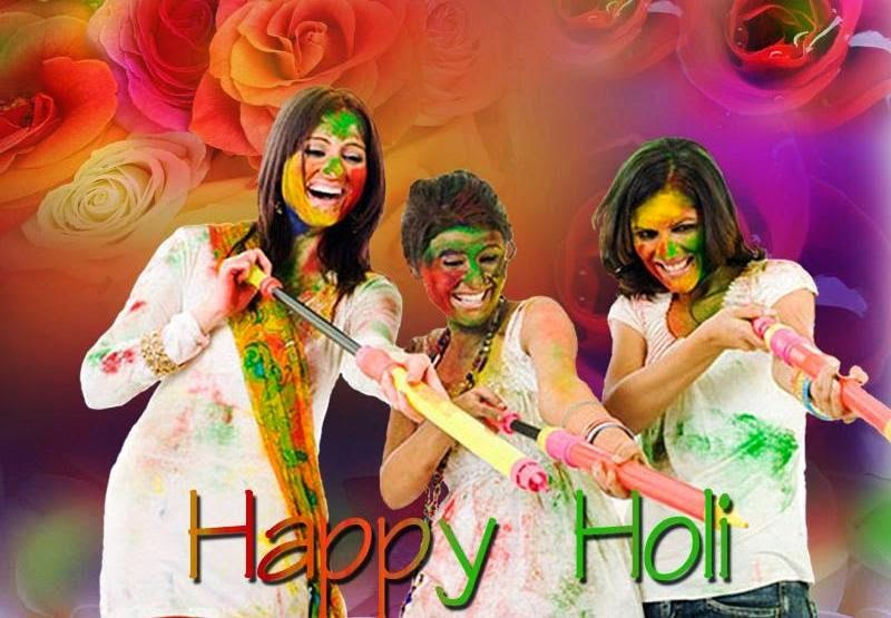 Happy Holi Greetings wishes Message