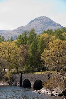 Inveruglas Scotland