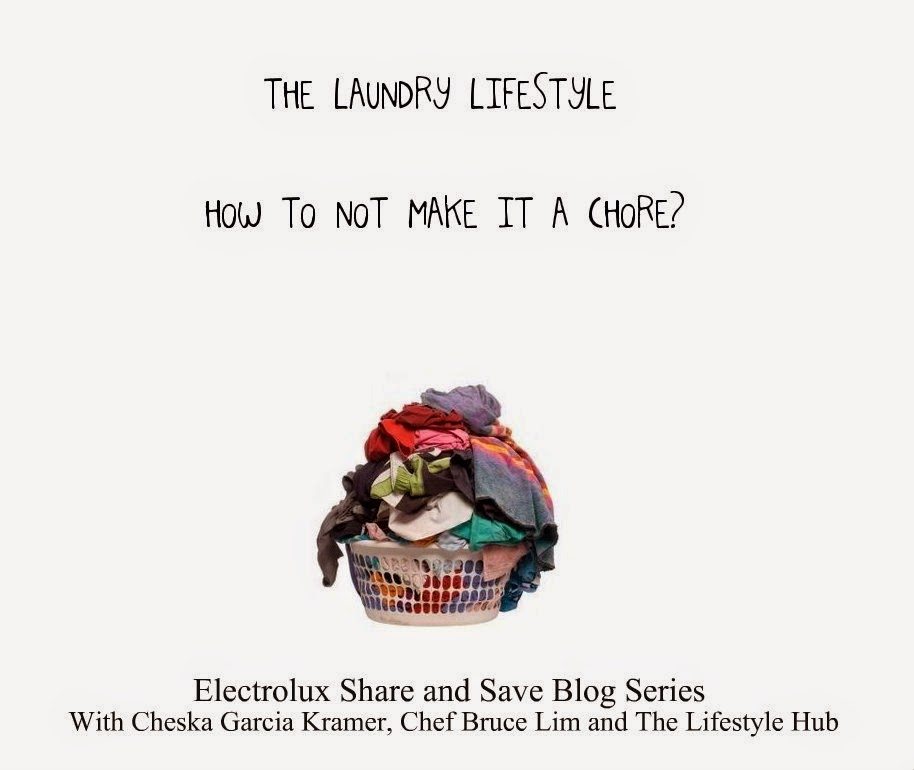 electrolux laundry tips with cheska garcia kramer